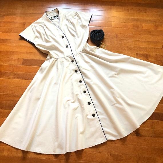 VINTAGE I. Magnin dress - image 4