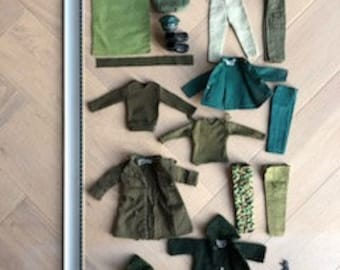 PRICE REDUCED Vintage Action Man doll clothing set