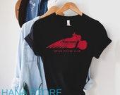Vintage American Motorcycle Indian Bikers Club Biker Gift T-Shirt