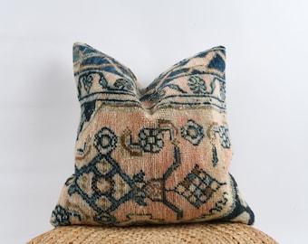 Decorative Throw Pillow Boho Pillow Kilim Cushion Cover Handwoven Turkish Kilim Pillow 12x48 Bohemian Kilim Pillow Cotton Pillow