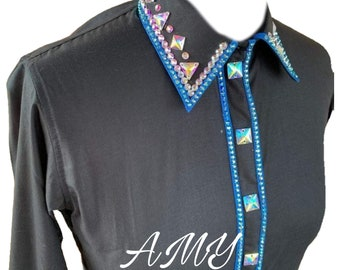 ACS0595 Show Shirt and Pad Set