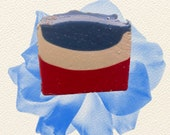 Spicy America Bar Soap, Fourth of July, Memorial Day, Labor Day