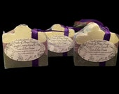 True Lilac Soap   Hands & Body Soap   Artisan Made   Purple and Lilac Color   Gifts   Party's