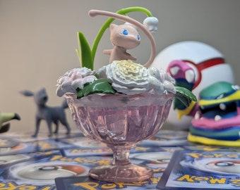 Mew Teacup, Flower Cup Pokemon