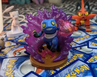 Croagunk PowerHouse Model, Pokemon