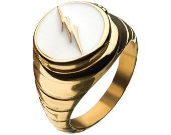Women/'s Flash Ring Silver Flash Ring Gold Flash Ring Gold Women/'s Ring Thunder Ring Flash Ring Midi Gold Ring Lightning Ring