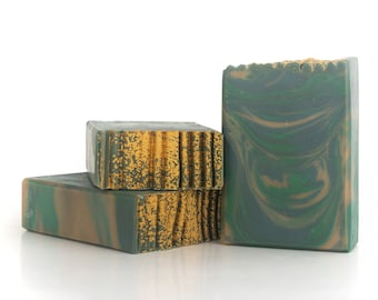 Naga Artisan Soap - Cold Process, Handcrafted, Vegan, and Palm Free Soap Bar