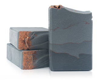 Highlander Artisan Soap - Cold Process, Handcrafted, Vegan, Palm Free, Body Bar, Unisex Gift