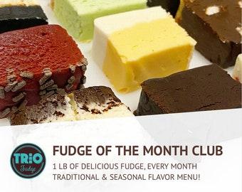 Fudge of the Month Club