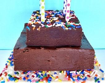 The Classic Fudge Cake