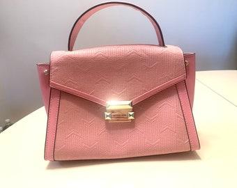 Michael Korrs Pink square purse