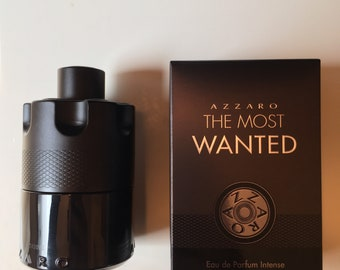 Azzaro The Most Wanted 2/3/5 ml Sample *New Release