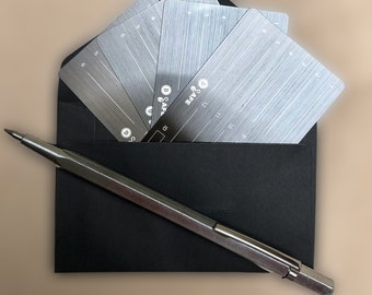 Bitcoin Wallet Cold Store BSafe the best way to store your Bitcoin recovery seed in a cold wallet | BTC Crypto Steel Card