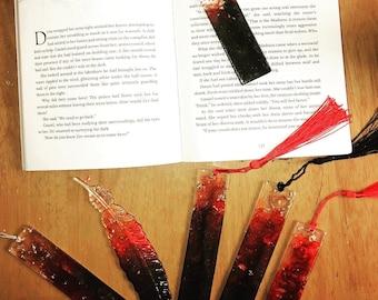 Divine Blood Inspired Bookmarks