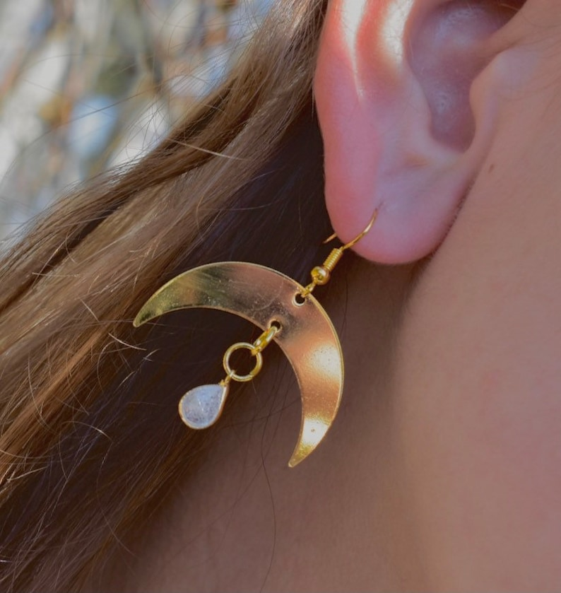 market statement earrings 3 styles available