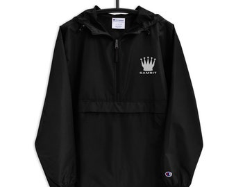 Chess Not Checkers x Champion Packable Jacket