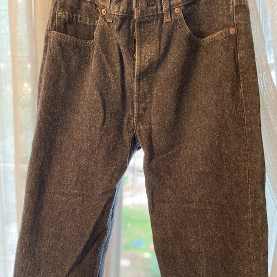 VINTAGE LEVIS 501 • Made in USA • 30/31 - image 4