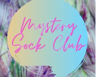 1/3/6 Month - Mystery Sock Club Subscription