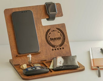 Docking Station, Gifts For Dad, Dad Gift, Dad Birthday Gift, Dad Fathers Day Gift, Dad Gift, Birthday For Dad,Dad Birthday Gift,Dad Gifts