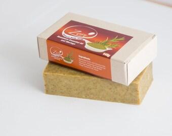 Zeri Rosemary and Moringa Soap