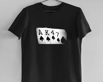 AK47  T-shirt GISM