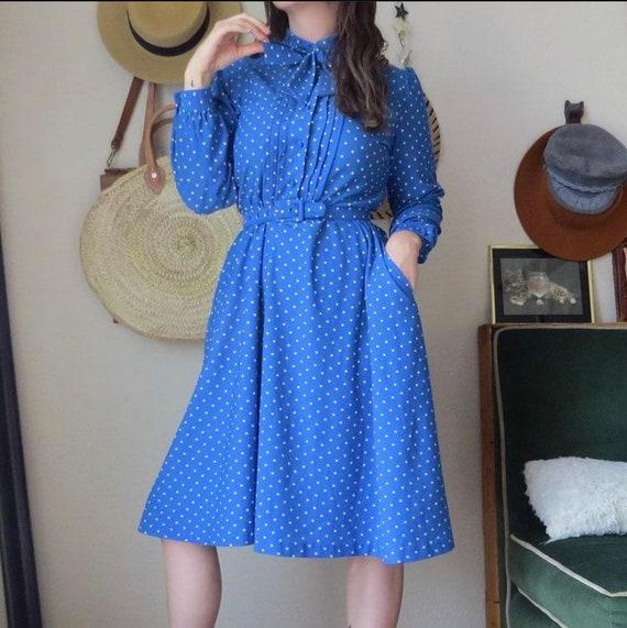70s Sears Shirt Dress - image 4