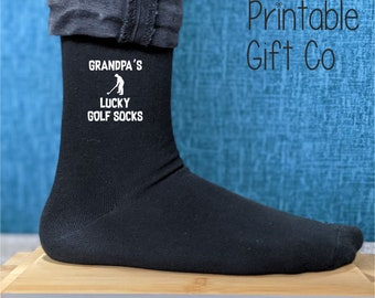 Rugby socks DAD UNCLE  Novelty Gift Personalised Fathers Day Lucky football