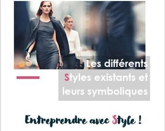16 styles selon votre personnalité ! Qui êtes-vous ? Quel est votre style ?