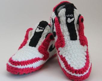 Air Jordan Slippers Etsy