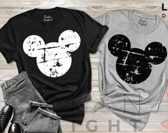 Mickey Shirt Vintage, Mickey Shirt For Women And Men, Disneyworld Shirt Family, Disney Mickey Mouse Shirt, Disneyland Shirt, Disney Vacation