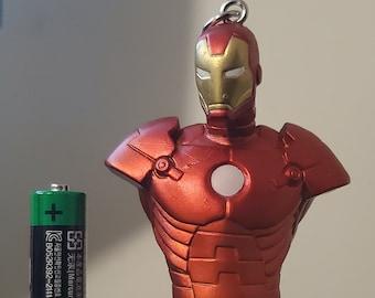4 x Ironman charms