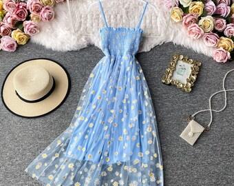 lace summer dress