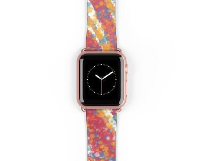 Painter Inspired Watch Band