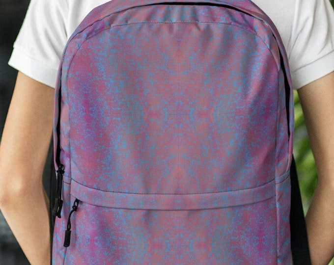 Purple Ombré Backpack
