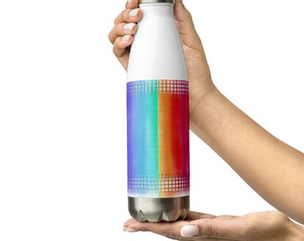 Bottle of Pride - Customizable Stainless Steel Water Bottle