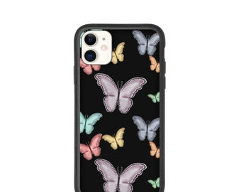 Butterflight Bonanza Dark Phone Case