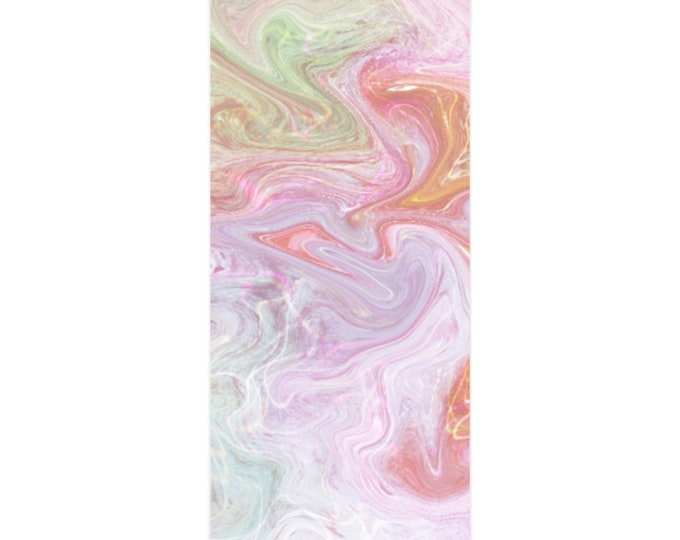 Pastel Swirl Vibes Gift Wrapping Paper