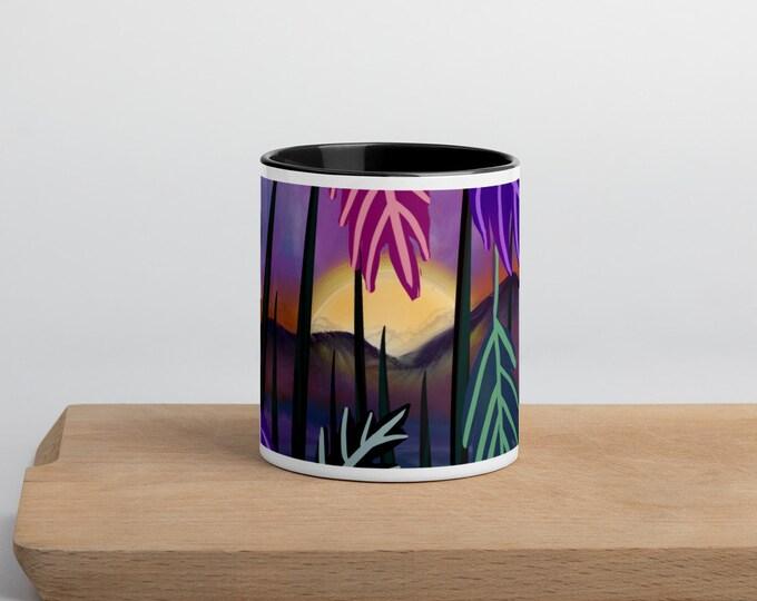 Bewilder-ness Mug with Color Inside