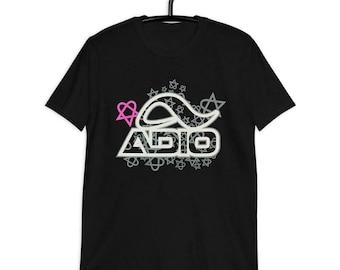 Vintage Adio Bam Margera Skateboard T-Shirt Jackass 00s Heartagram Size S-4XL