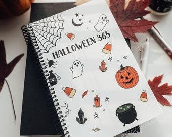 2022 Halloween 365 planner