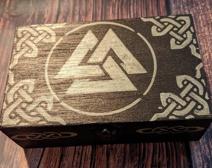 Handpainted Altar Box