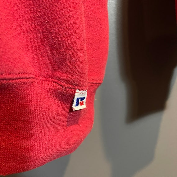 Vintage Russell Athletic Sweatshirt - image 5