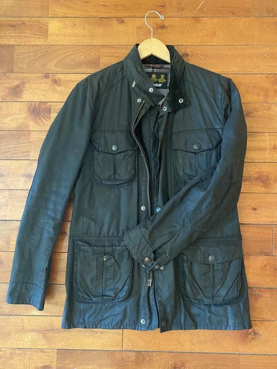 Barbour Corbridge wax jacket - used - image 1
