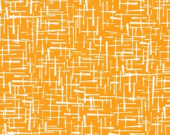 Violet Craft Modern Classics - School Bus (sold in 1/2 yard increments)
