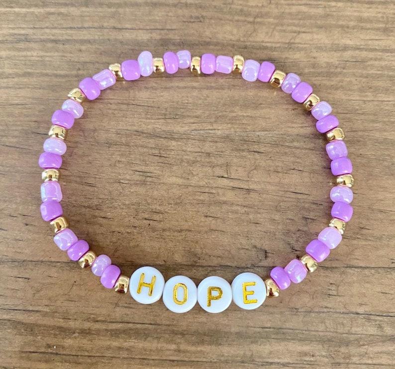 Hope Bracelet supporting Leias Kids. image 0