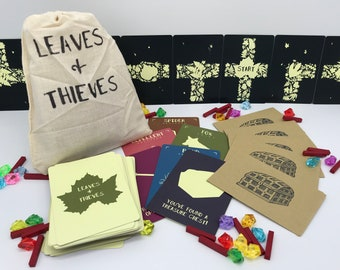 Leaves & Thieves Card Game