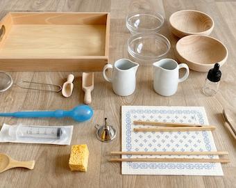 Montessori Transferring Set