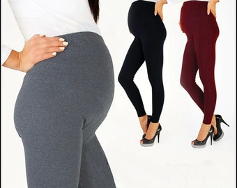 GoFuture\u00ae Maternity trousers Normal leisure use trousers LOVE Maternity pants Trousers for pregnancy Soft warm stretchy Highest quality