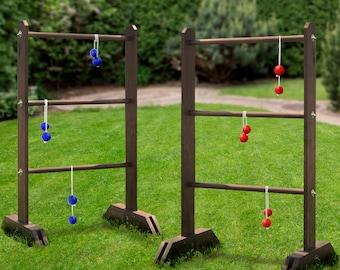 Ladder Ball, Redneck Golf, Backyard Games, Lawn Games, Tailgating Games, Ladder Toss