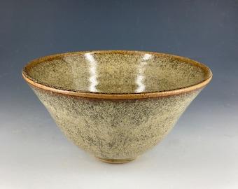 Cereal / Soup Bowl  -  Ceramic Stoneware - Handmade Studio Pottery